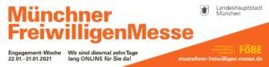 Münchner Freiwilligen Messe 2021